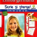 Scrie si sterge – Limba germana nivelul 1 modulul 3