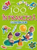 Girasol Primele 100 de cuvinte in franceza cu abtibilduri