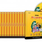 Litera Set Muzzy (24 volume + 12 CD + 12 DVD)