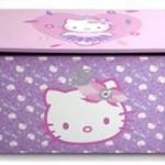 Delta Children Ladita Din Lemn Pentru Depozitare Jucarii Hello Kitty