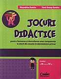 Corint Jocuri didactice pentru formarea si dezvoltarea unor competente la elevii din clasele invatamantului primar. Clasele a III-a si a IV-a