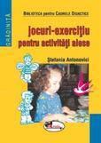 Aramis Jocuri – exercitiu pentru activitati alese