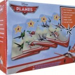 LISCIANI NOU! Cartonase PLANES, 10 jocuri PLNS42777