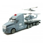 SYMA Set Combo Camion + Elicopter RC 2 in 1