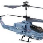 Syma Elicopter Us Marine Corps Apache Cu Gyro 3 Canale De Interior Syma S108g