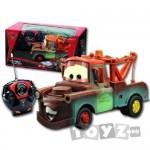 DICKIEWD Masina Cars – Bucsa cu telecomanda 19 cm