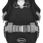 BERTONI Bertoni Marsupiu multifunctional Traveller Comfort Black babies