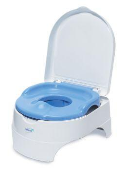 Summer Infant Summer Infant – Olita All-in-One Potty Seat & Step Stool Blue