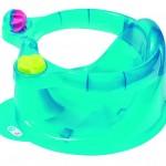 TIGEX Tigex Scaun pentru baie Anatomy, cu inel – Albastru