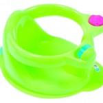 TIGEX Tigex Scaun pentru baie Anatomy, cu inel – Verde