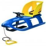 Prodsperplast Prodsperplast – Sanie Bullet control seat albastra / rosie
