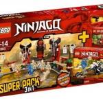 LEGO Ninjago Value Pack (66383)