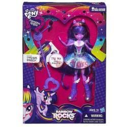 Hasbro My Little Pony Equstria Girls That Rock Twinkle Sparkle Hasbro