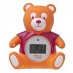 Vital Baby Vital Baby -Termometru digital de baie si camera Nurture, 0+