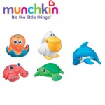Munchkin Set 5 Jucarioare de Baie