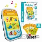 Diset Mobiloo Tableta interactiva copii