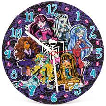 Clementoni Puzzle 94 Piese – Ceas Monster High