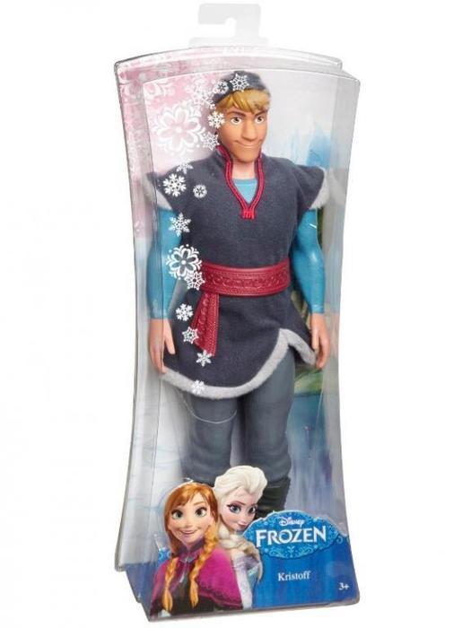 Mattel Mattel – Disney Princess Eroul Kristoff