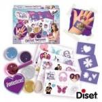 Violetta  Set Disney Violetta Glitter Tatuaje