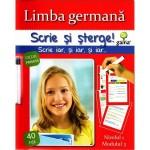 GAMA Scrie si sterge – Limba germana nivelul 1 modulul 3