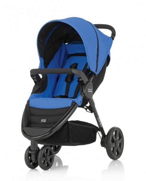 BRITAX – ROMER Carucior copii Britax-Romer Agile 3 Blue Sky