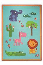Esprit Covor Copii Acril Esprit Colectia Zoo Esp-3634-02