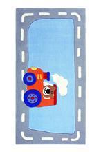 Sigikid Covor Copii Acril Sigikid Colectia Happy Street Traffic Sk-3346-01-S
