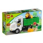 LEGO Lego Duplo – Camionul gradinii zoologice