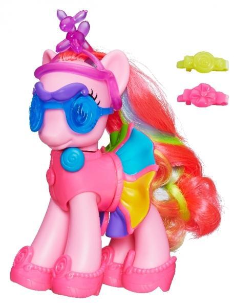 ALTELE Figurina ponei, cu accesorii Fashion