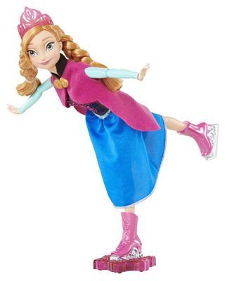 Mattel Mattel – Disney Princess Papusa Anna pe patine