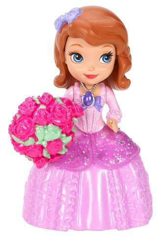 Disney Figurina Disney – Printesa Sofia cu Flori