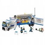 LEGO LEGO City – Sectie mobila de politie (60044)