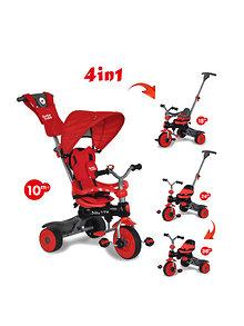 Baby Trike Baby Trike – Tricicleta Baby Trike 4 in1 Crab rosie