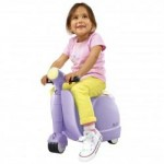 Scoot Scoot – Valiza tricicleta Lilac