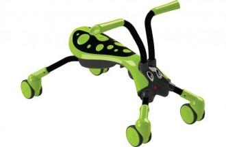 Mookie Mookie – ScrambleBug Hornet Green/Black – Jucarie de calarit fara pedale