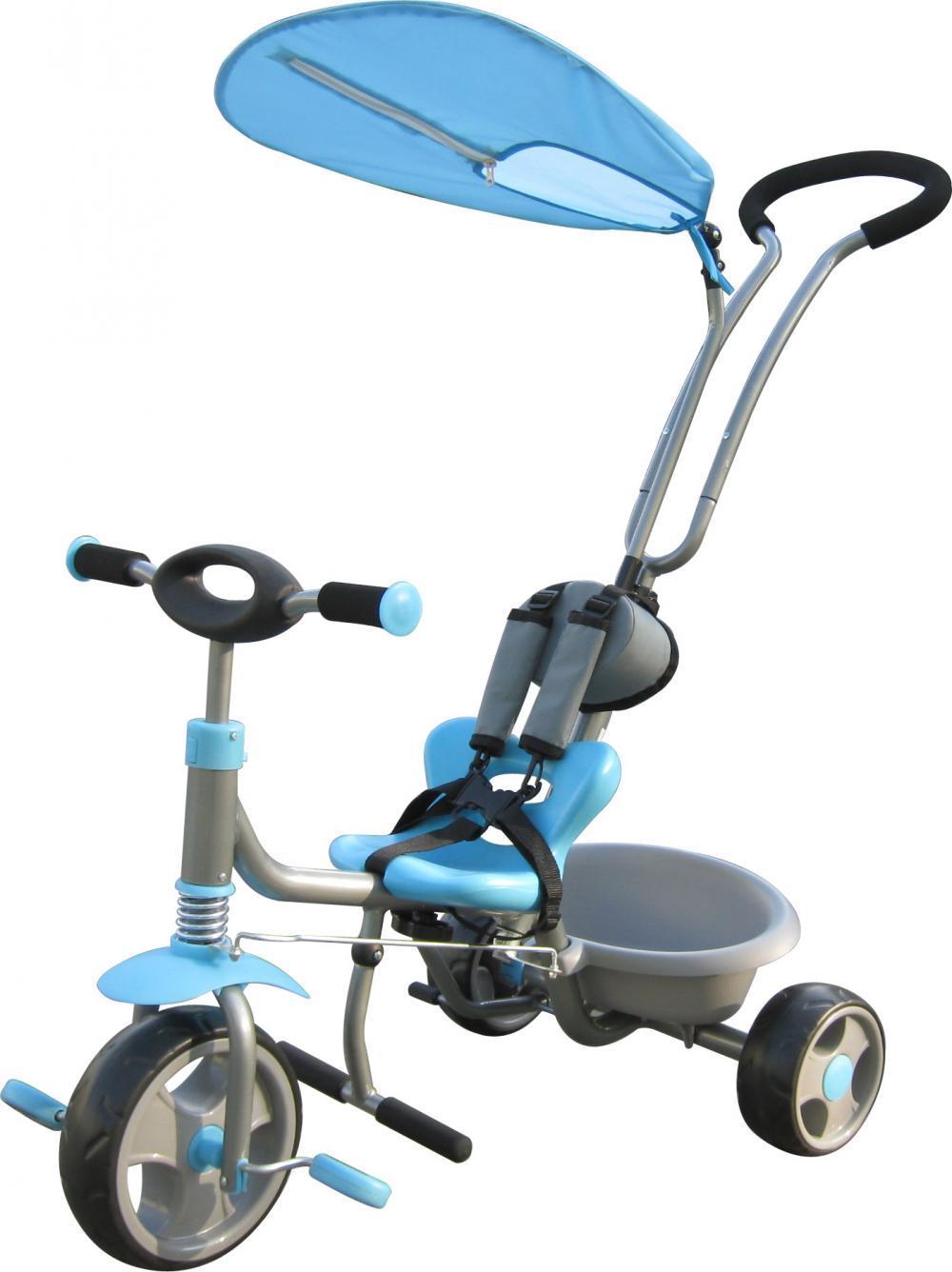 Bertoni-Lorelli Bertoni-Lorelli – Tricicleta Scooter Albastru