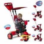 Smart Trike Smart Trike Spirit 4in1 – Ladybug
