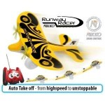 Nikko Nikko – Avion radiocomandat Runway Racer