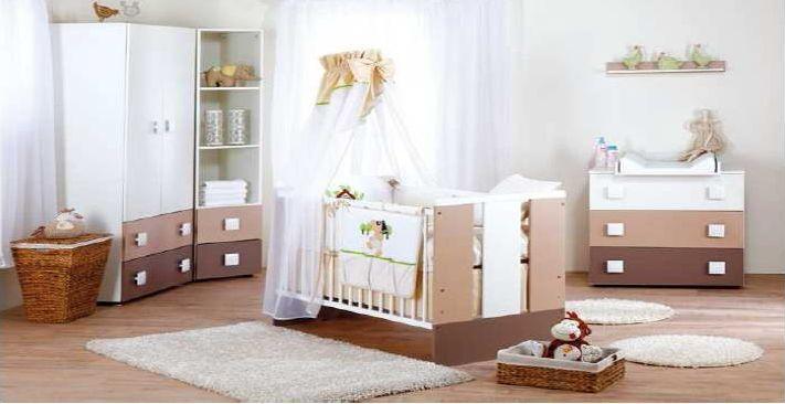 Klups Klups – Mobilier camera copii Paula Latte