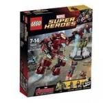 """Lego Legoâ® Super Heroesâ""""¢ Urmarire In Oras Cu Quinjetul Razbunatorilor – 76032"""