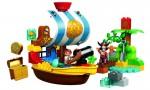 LEGO Lego Duplo – Corabia Bucky a lui Jake