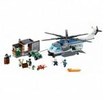 LEGO LEGO City – Elicopter de supraveghere (60046)