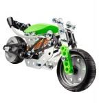 MECCANO Meccano – Set 5 Multimodele – Motociclete