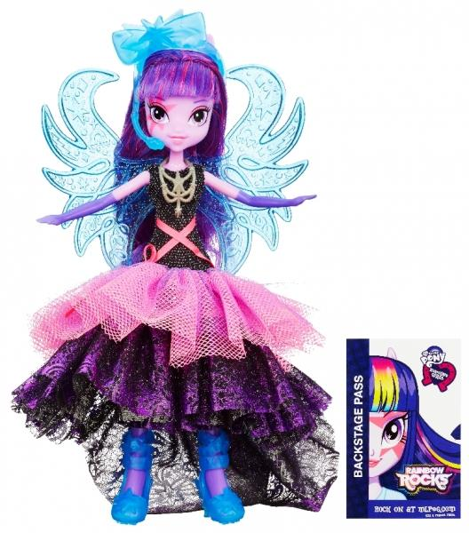 Papusa Equestria Super Fashion Twilight Sparkle