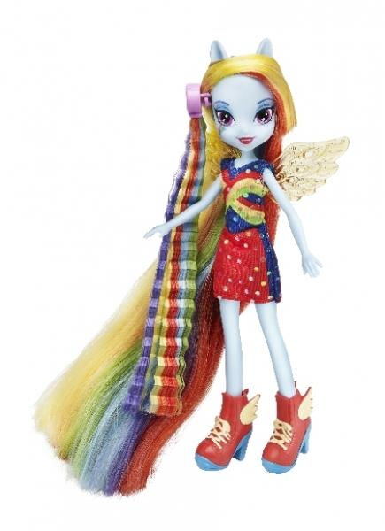 Papusa Equestria Rainbow Dash