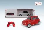 RASTAR Rastar 1:24 Fiat 500L (cu radiocomanda)