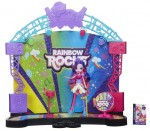 My Little Pony Set Scena My Little Pony Equestria Girls Rockstar