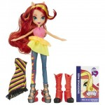 My Little Pony My Little Pony Equestria Girls – Papusa Sunset Shimmer Fashion