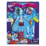 My Little Pony My Little Pony Equestria Girls Rainbow Rocks – Papusa Rainbow Dash Deluxe