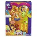 My Little Pony My Little Pony Equestria Girls Rainbow Rocks – Papusa Applejack Deluxe